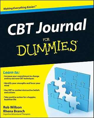 Cbt Journal for Dummies By Willson, Rob/ Branch, Rhena